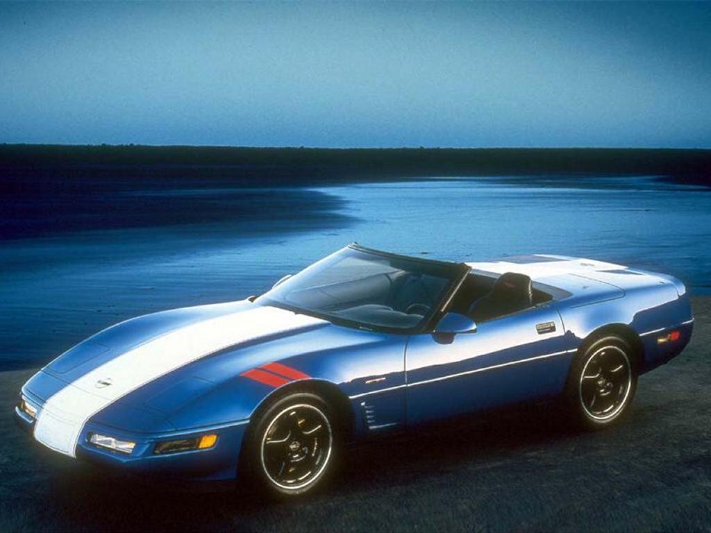 Vehicles Wallpaper: Chevrolet Corvette Grand Sport