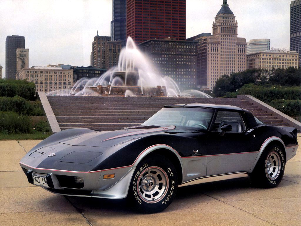 Vehicles Wallpaper: Chevrolet Corvette - Limited Edition (Corsa)
