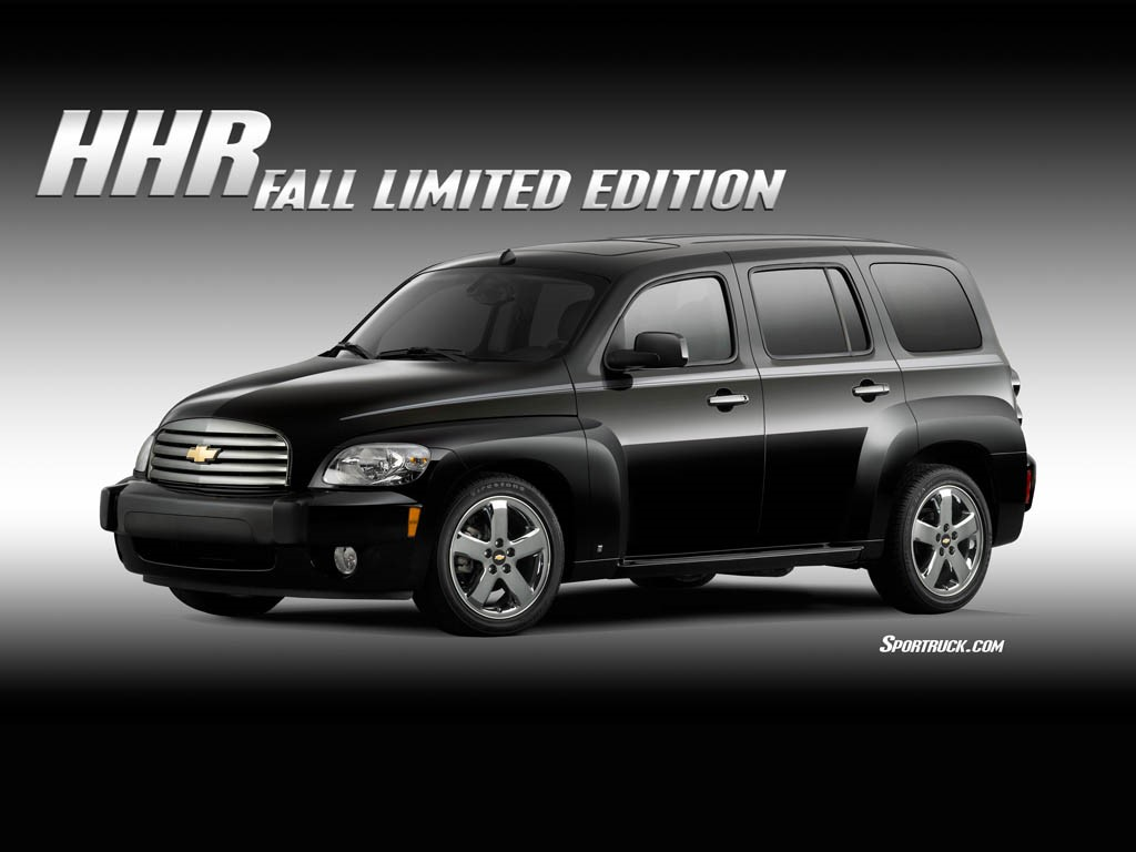 Vehicles Wallpaper: Chevy HHR - Fall Limited Edition