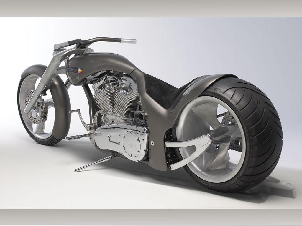 Vehicles Wallpaper: Chopper - Seco