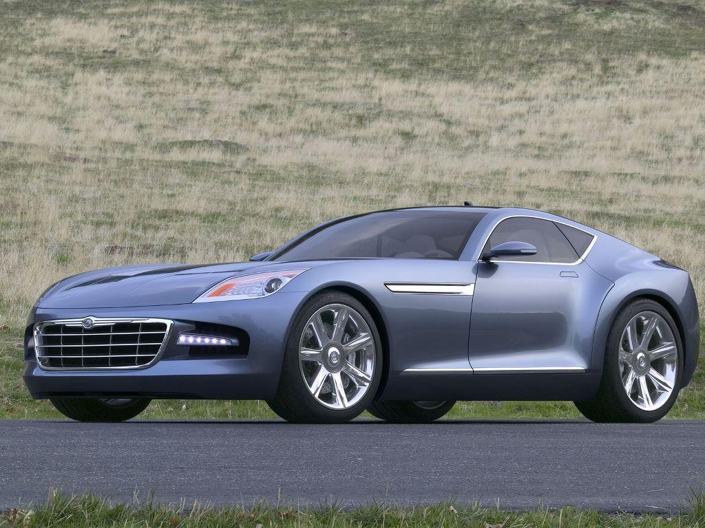 Vehicles Wallpaper: Chrysler Firepower (Concept)