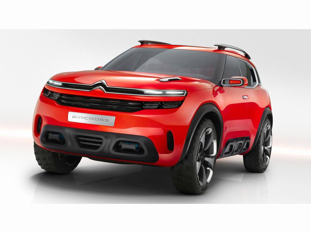 Vehicles Wallpaper: Citroen Aircross
