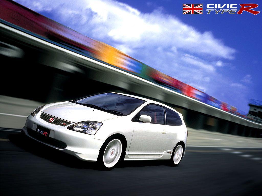 Vehicles Wallpaper: Honda Civic R