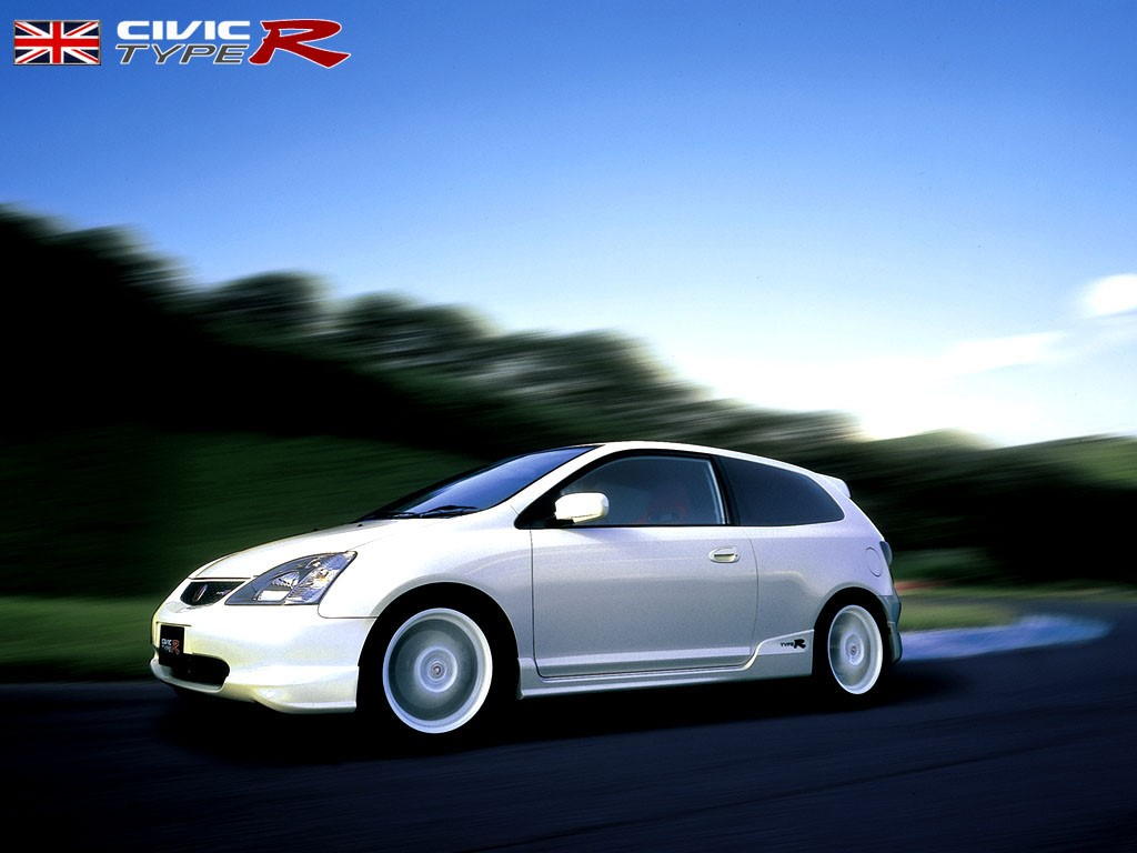 Vehicles Wallpaper: Civic R 2002