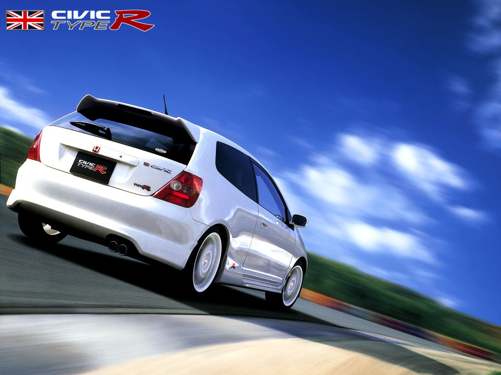 Vehicles Wallpaper: Civic