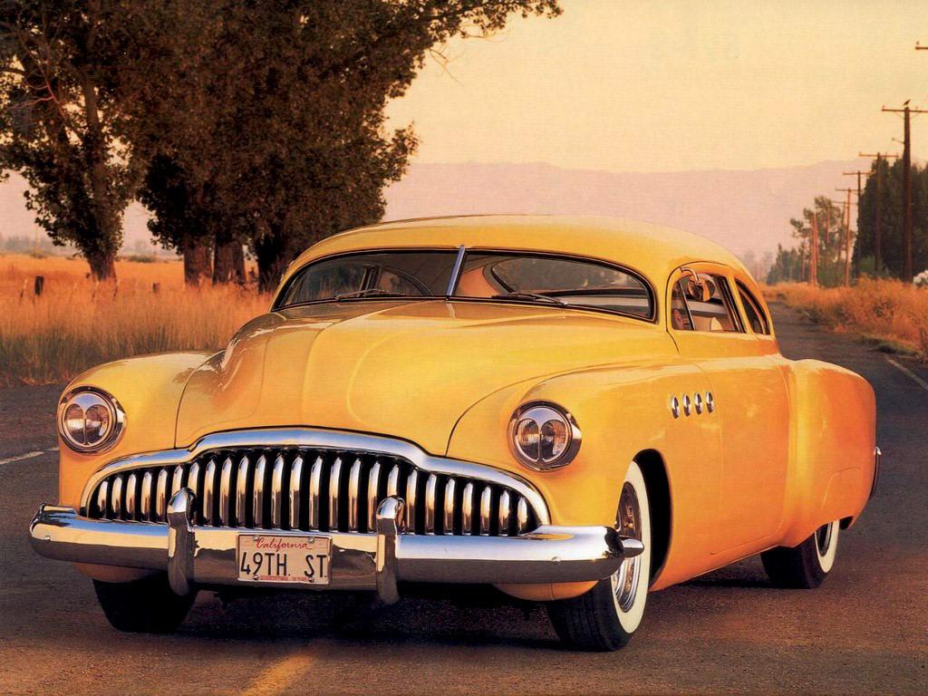Vehicles Wallpaper: Classic Car