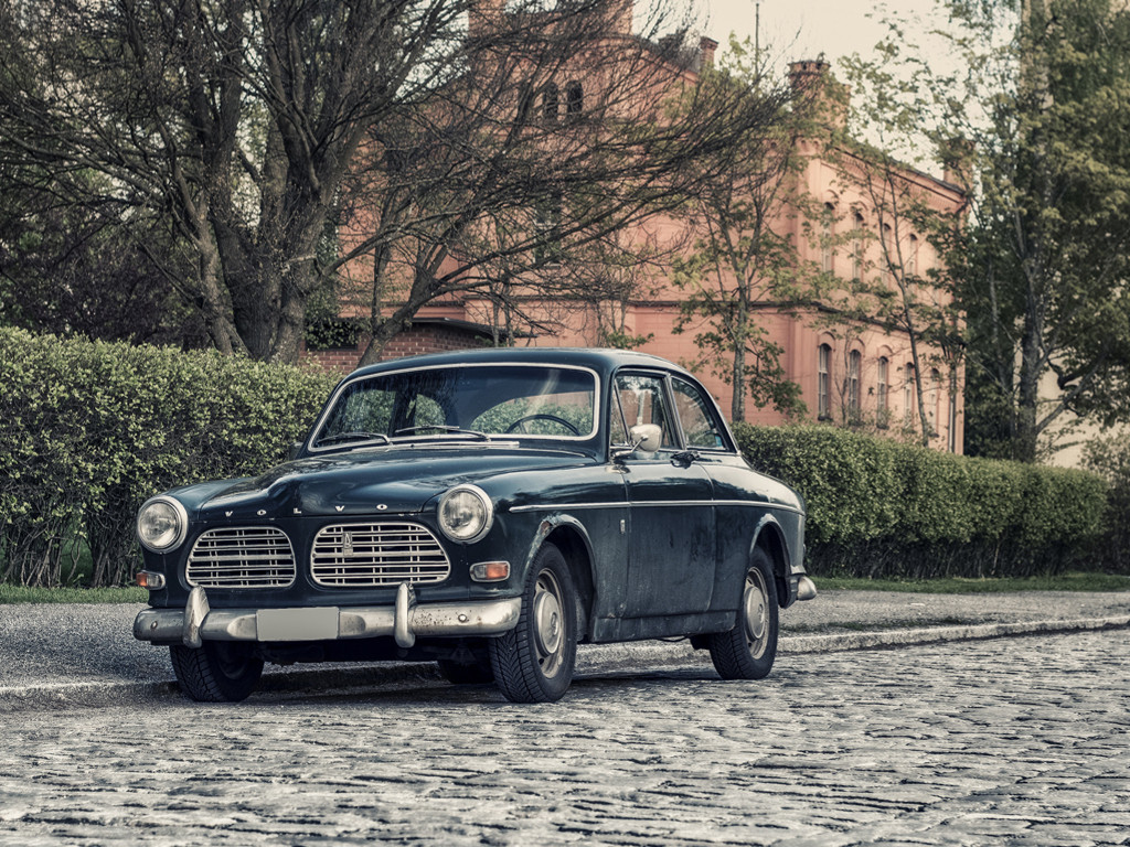Vehicles Wallpaper: Classic Volvo
