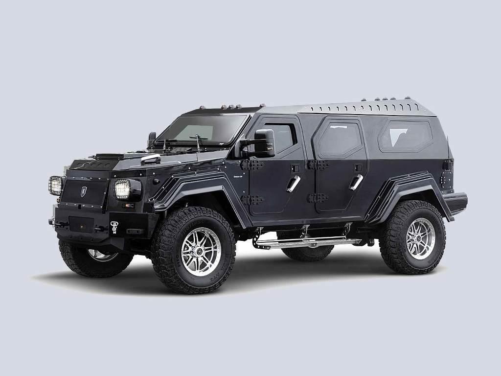 Vehicles Wallpaper: Conquest - Knight XV