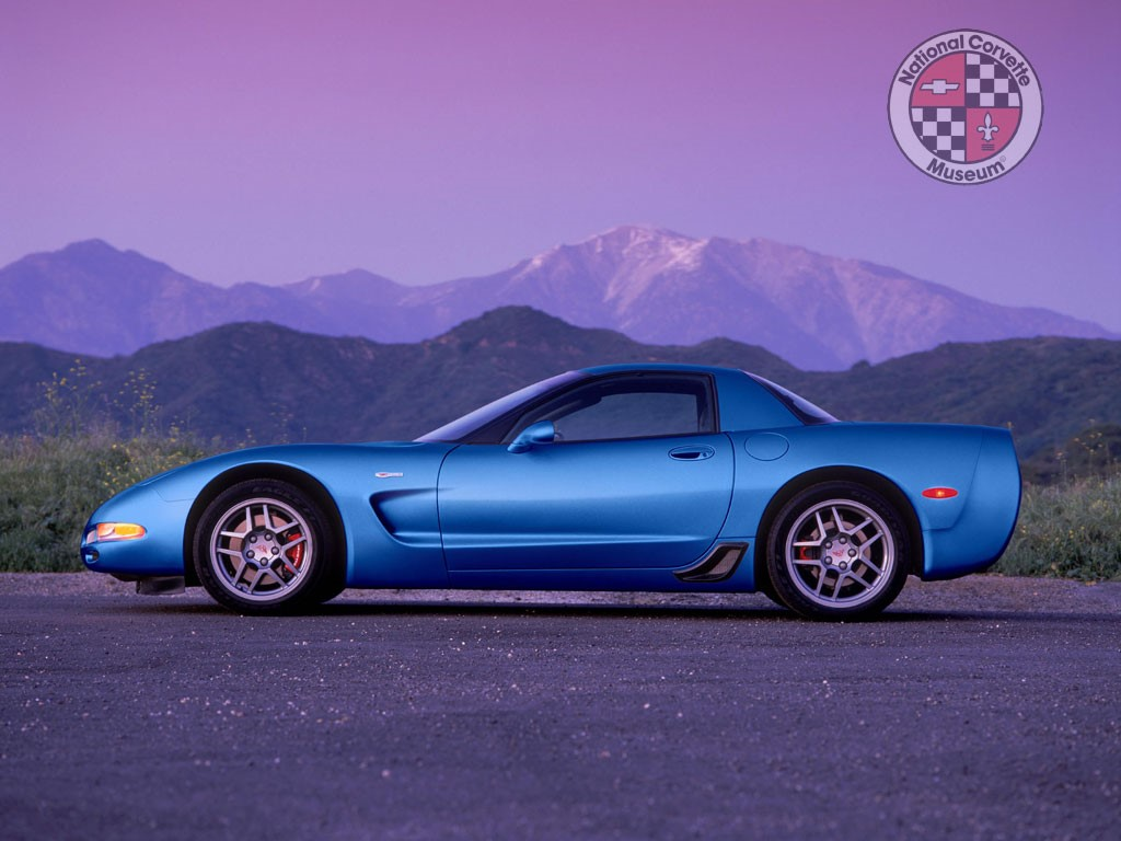 Vehicles Wallpaper: Corvette