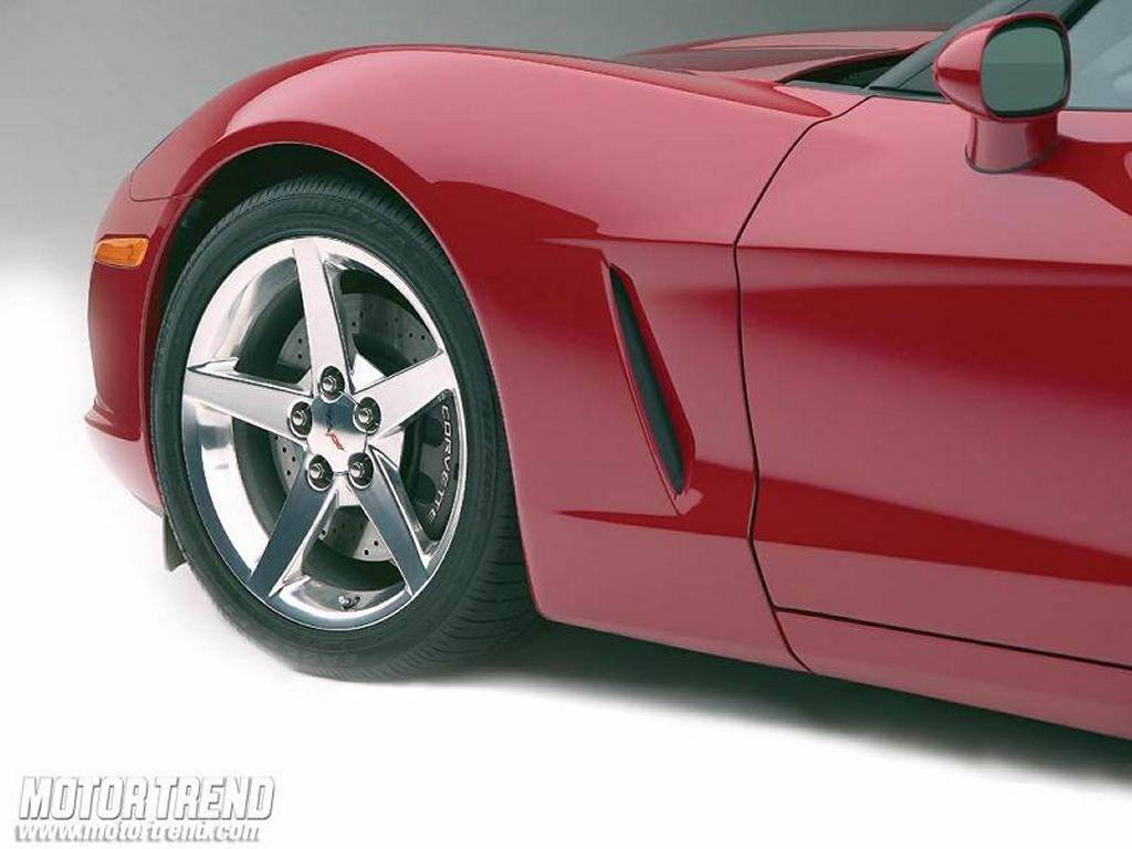 Vehicles Wallpaper: Corvette