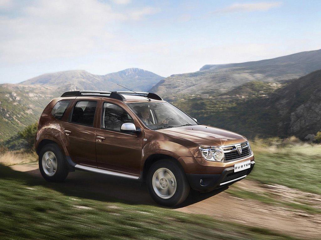 Vehicles Wallpaper: Dacia Duster