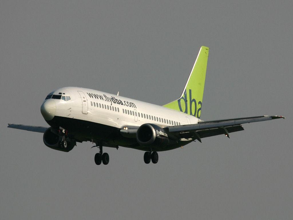 Vehicles Wallpaper: DBA Plane