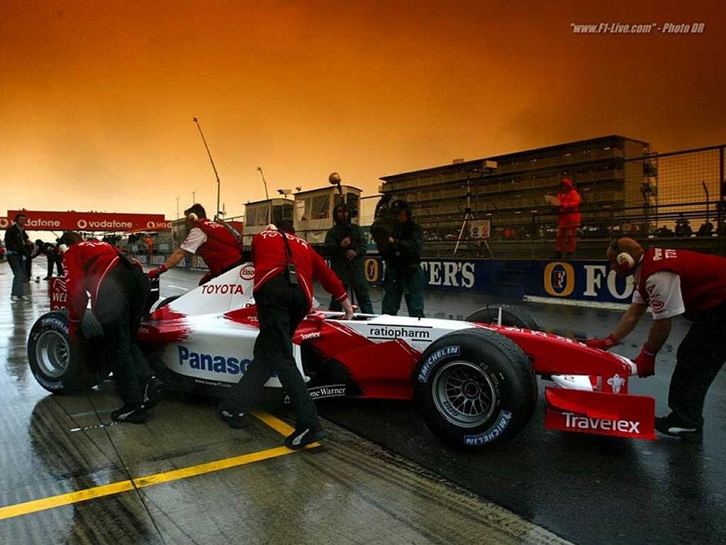 Vehicles Wallpaper: Formula 1