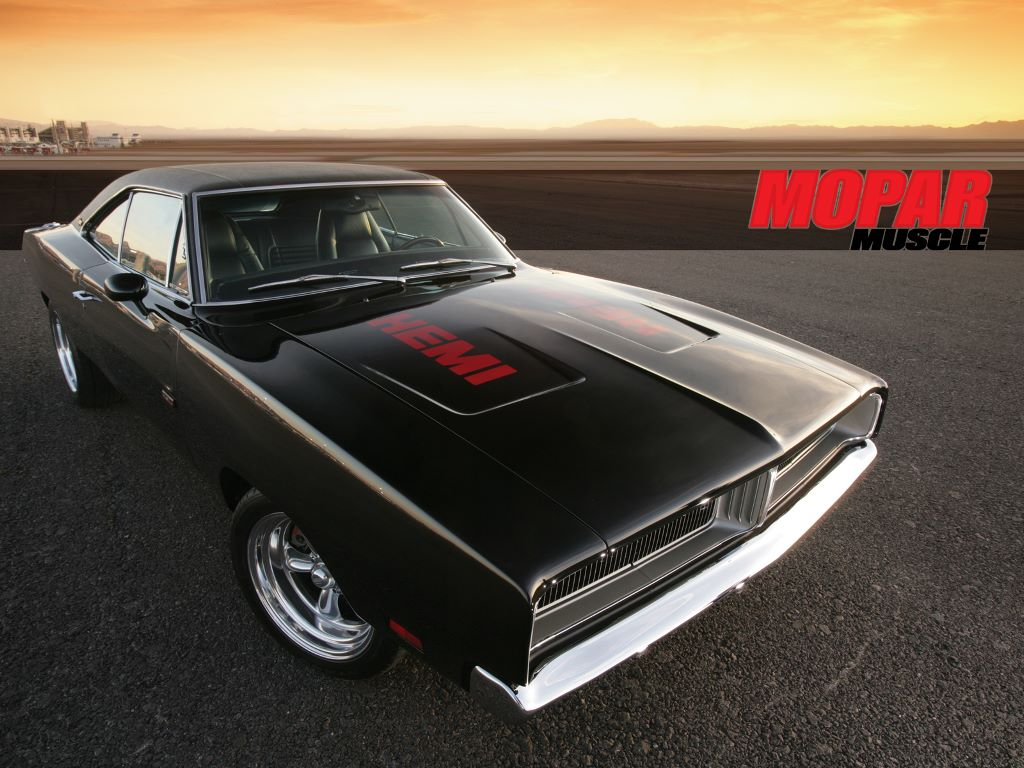 Vehicles Wallpaper: Dodge Charger Pro Touring
