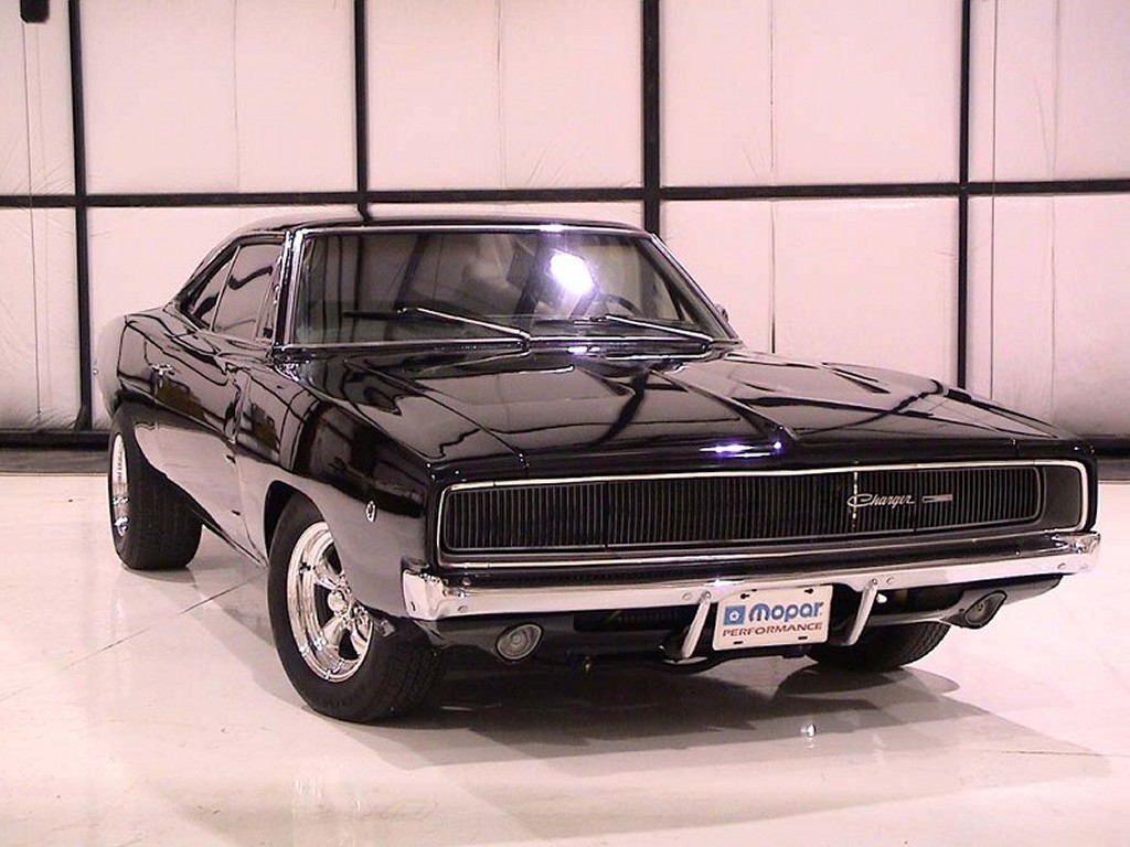 Vehicles Wallpaper: Dodge Charger