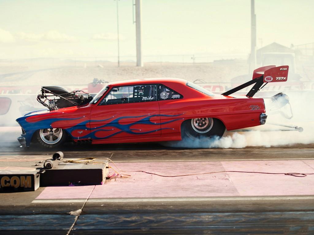 Vehicles Wallpaper: Drag Racing