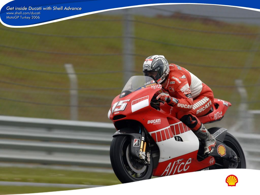 Vehicles Wallpaper: Ducati