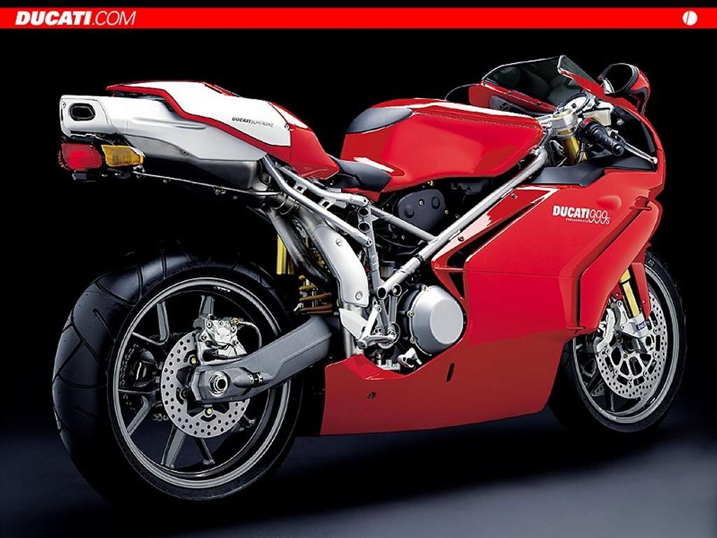 Vehicles Wallpaper: Ducati 999s