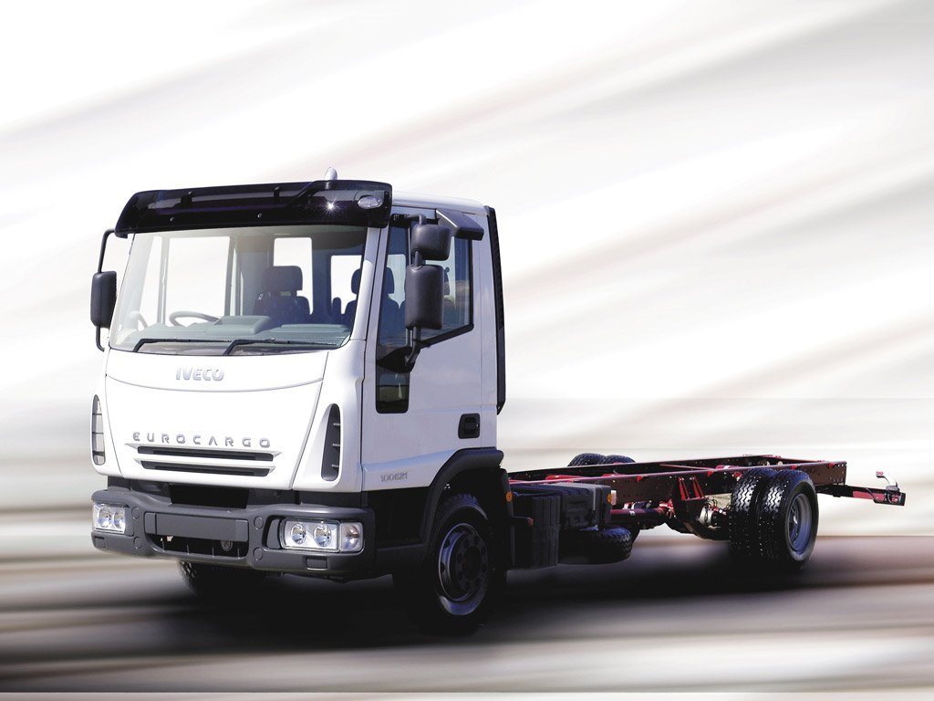 Vehicles Wallpaper: Eurocargo