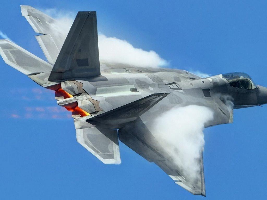 Vehicles Wallpaper: F-22 Raptor