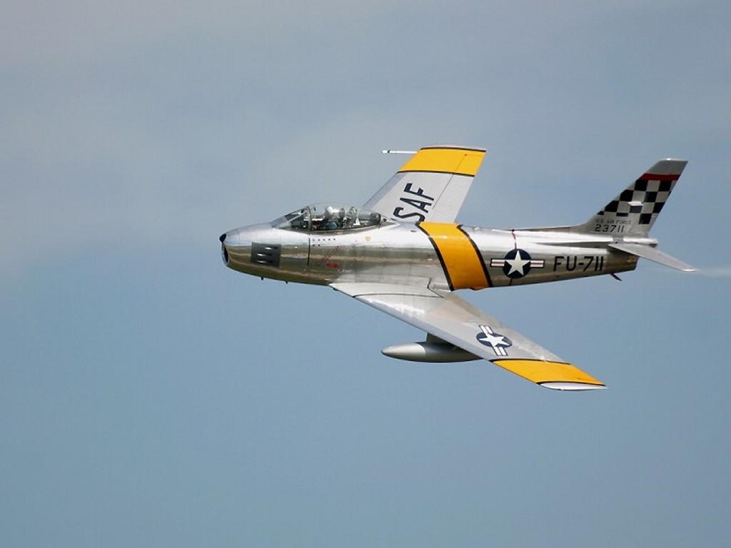 Vehicles Wallpaper: F-86 Sabre