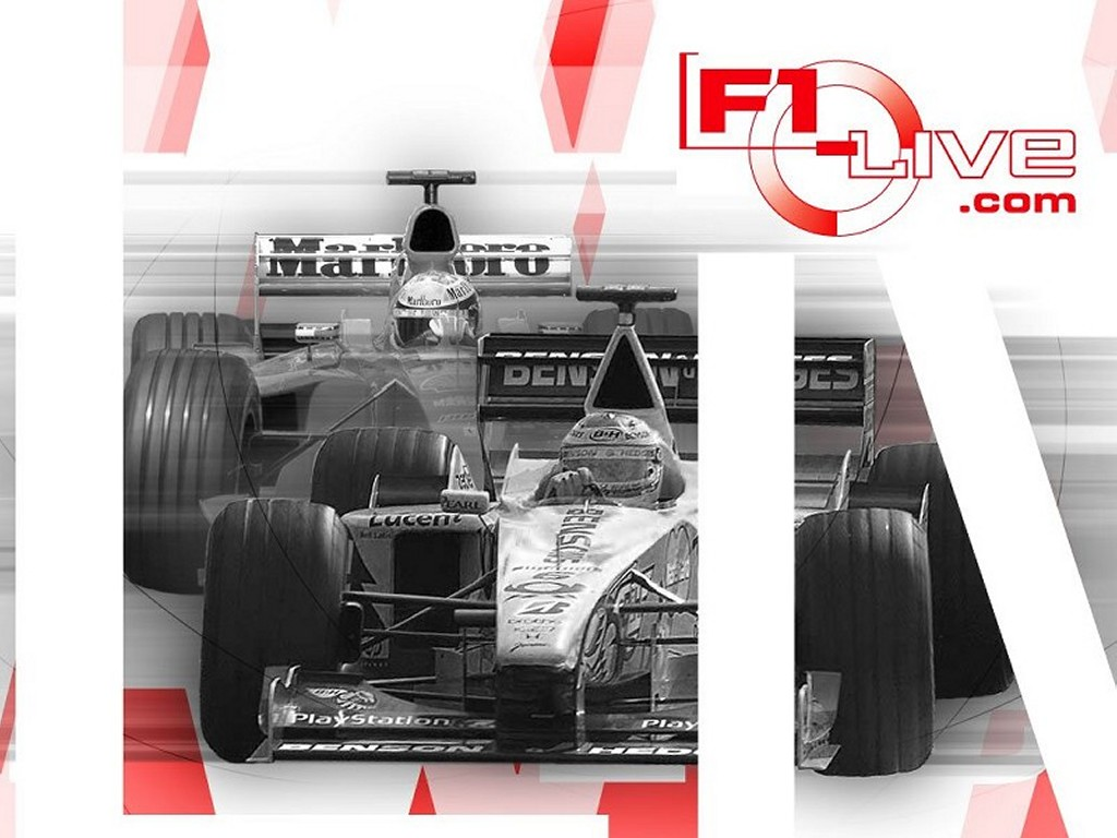 Vehicles Wallpaper: F1
