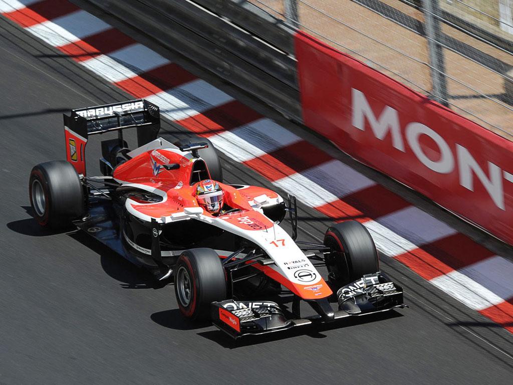 Vehicles Wallpaper: F1 - Marussia