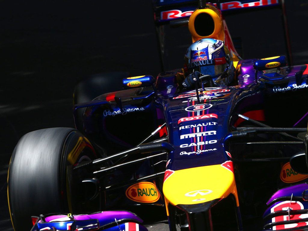 Vehicles Wallpaper: F1 - Red Bull Racing