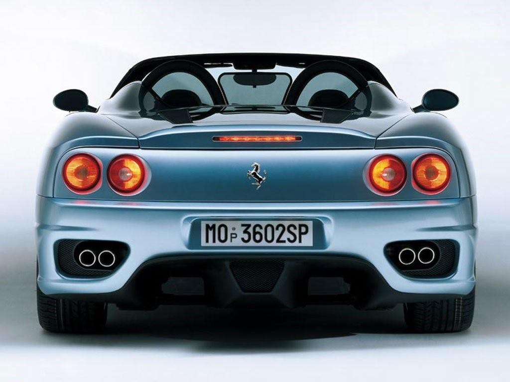 Vehicles Wallpaper: Ferrari