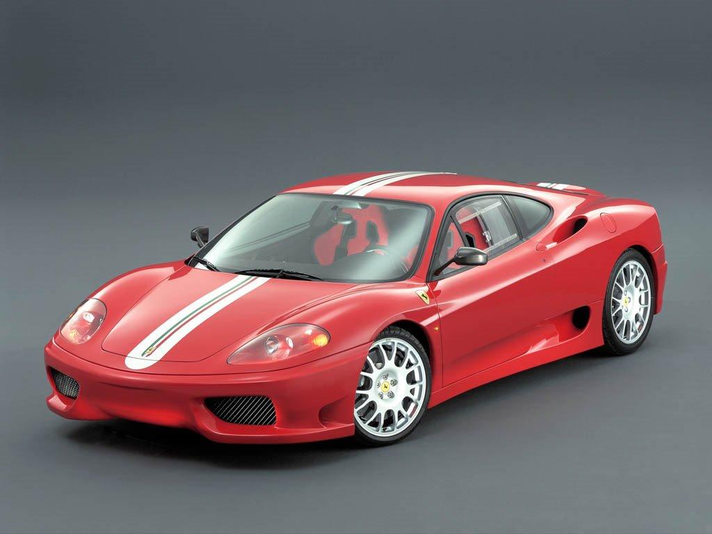 Vehicles Wallpaper: Ferrari 360 Challenge Stradale