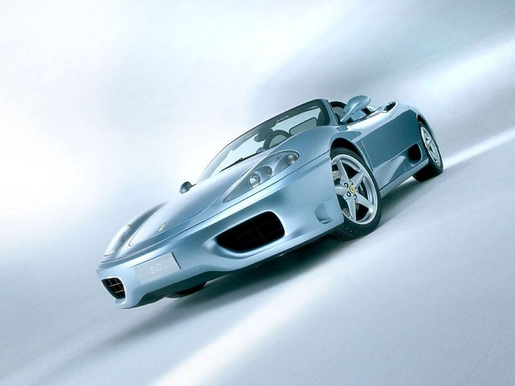 Vehicles Wallpaper: Ferrari-360
