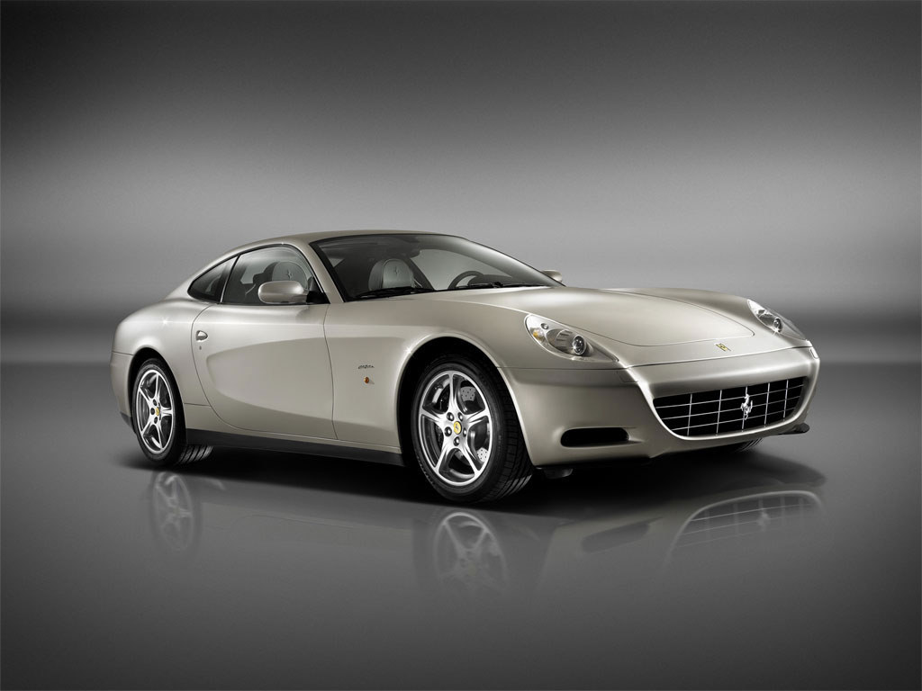 Vehicles Wallpaper: Ferrari 612 Scaglietti