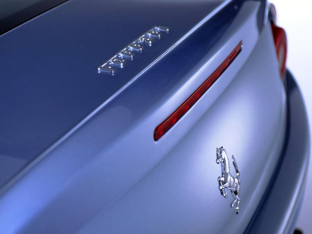 Vehicles Wallpaper: Ferrari - Detail
