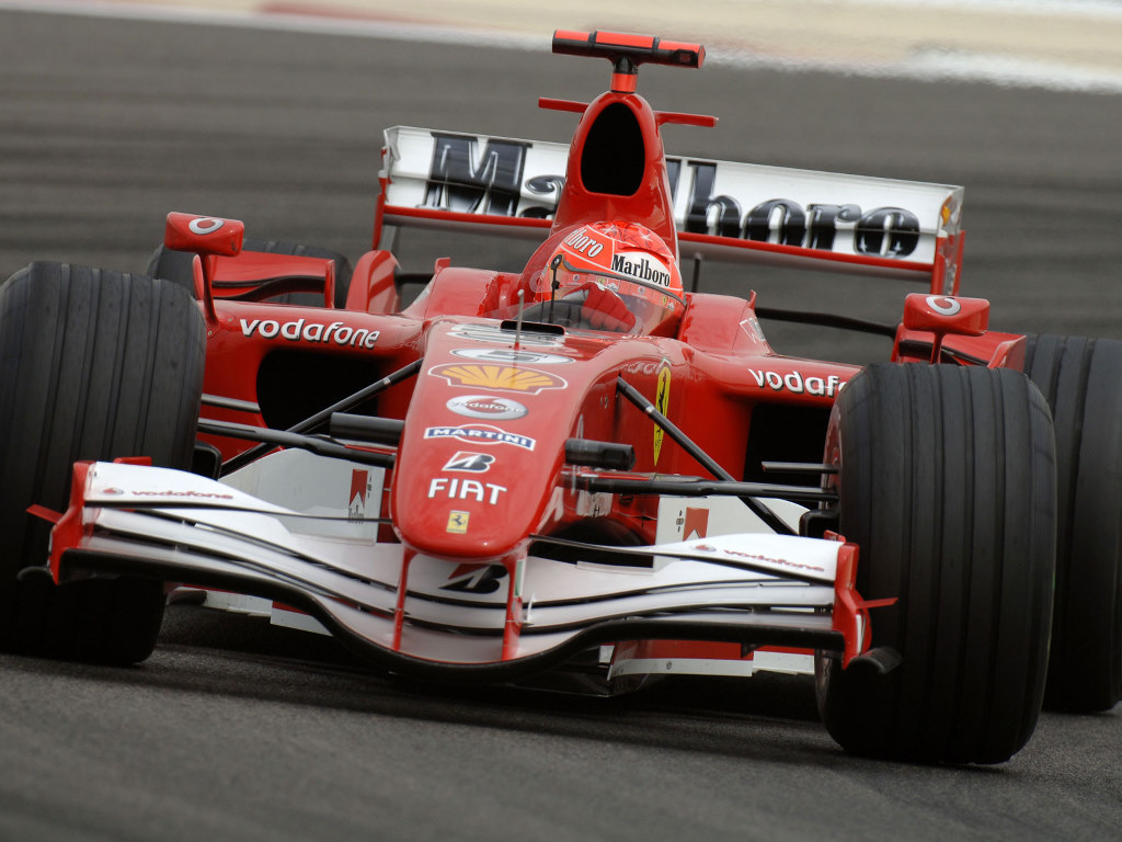 Vehicles Wallpaper: Ferrari - F1