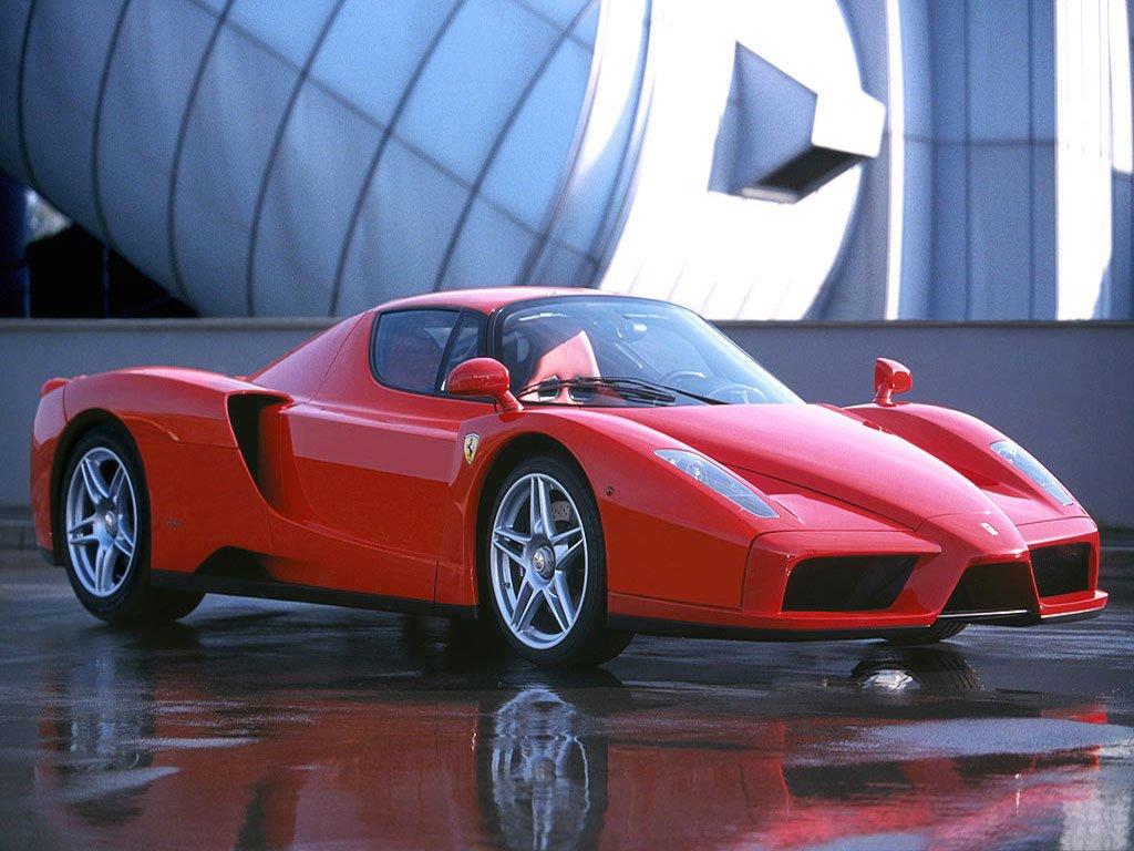 Vehicles Wallpaper: Ferrari FX - Concept Car