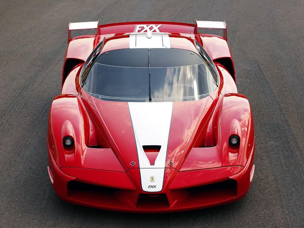 Vehicles Wallpaper: Ferrari FXX