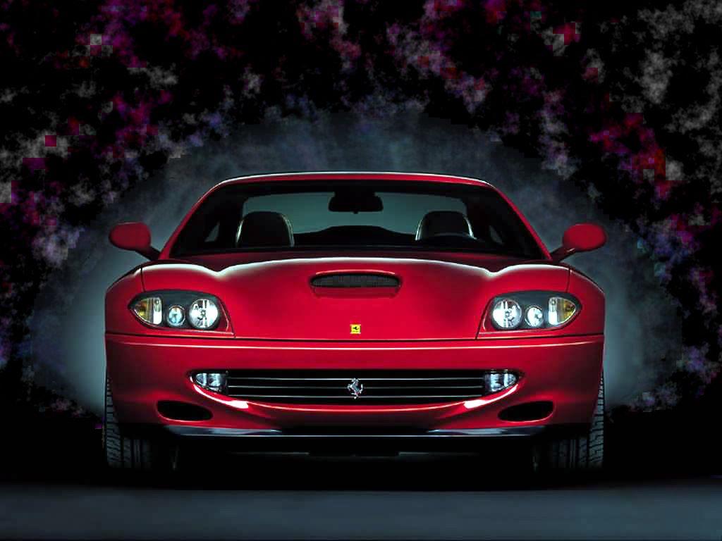 Vehicles Wallpaper: Ferrari Maranello