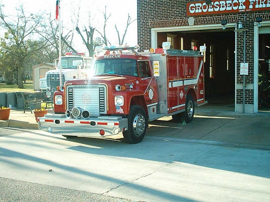 Vehicles Wallpaper: Fire Truck