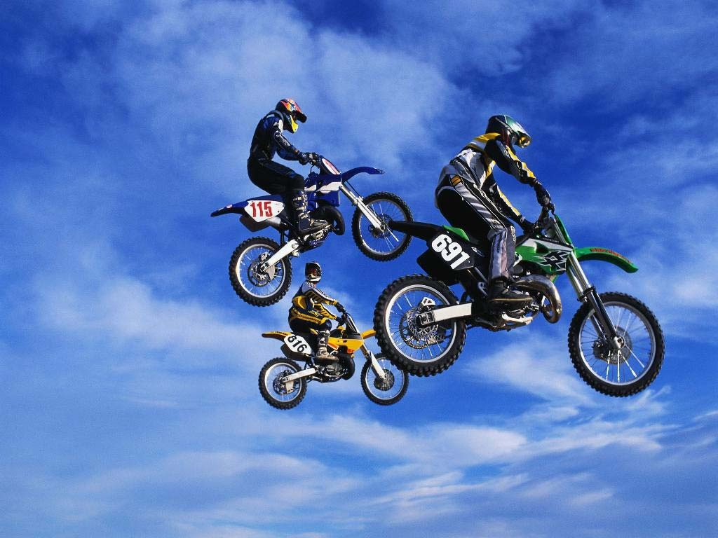 Vehicles Wallpaper: Motocross