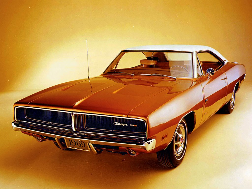 Vehicles Wallpaper: Ford Charger