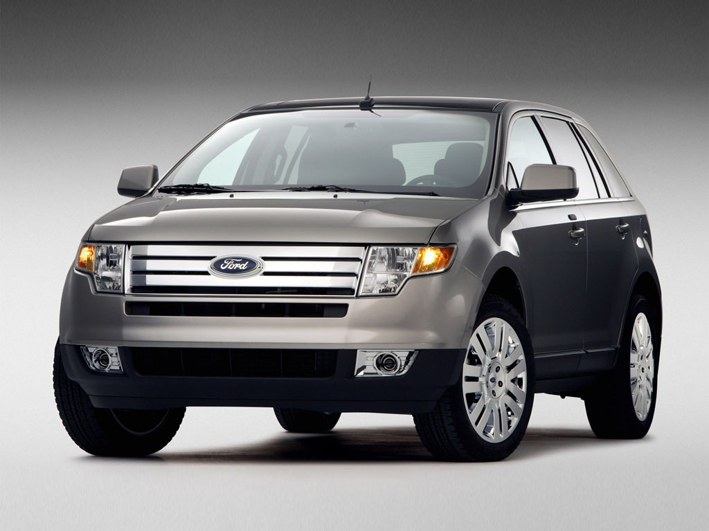 Vehicles Wallpaper: Ford Edge