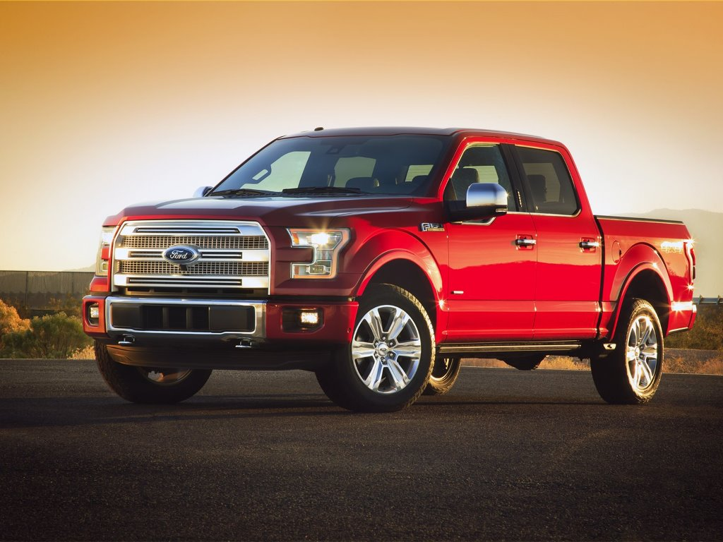 Vehicles Wallpaper: Ford F-150