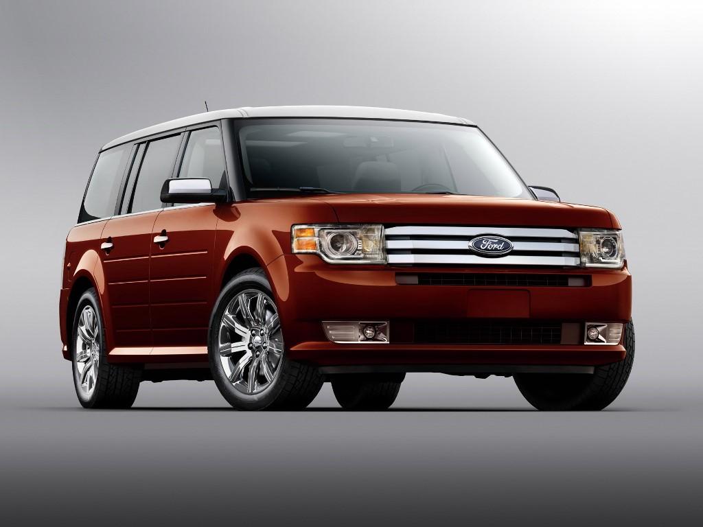 Vehicles Wallpaper: Ford Flex