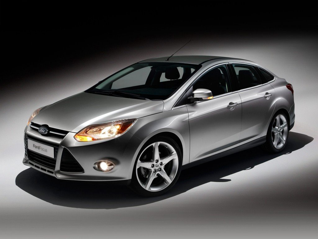 Vehicles Wallpaper: Ford Focus 2013