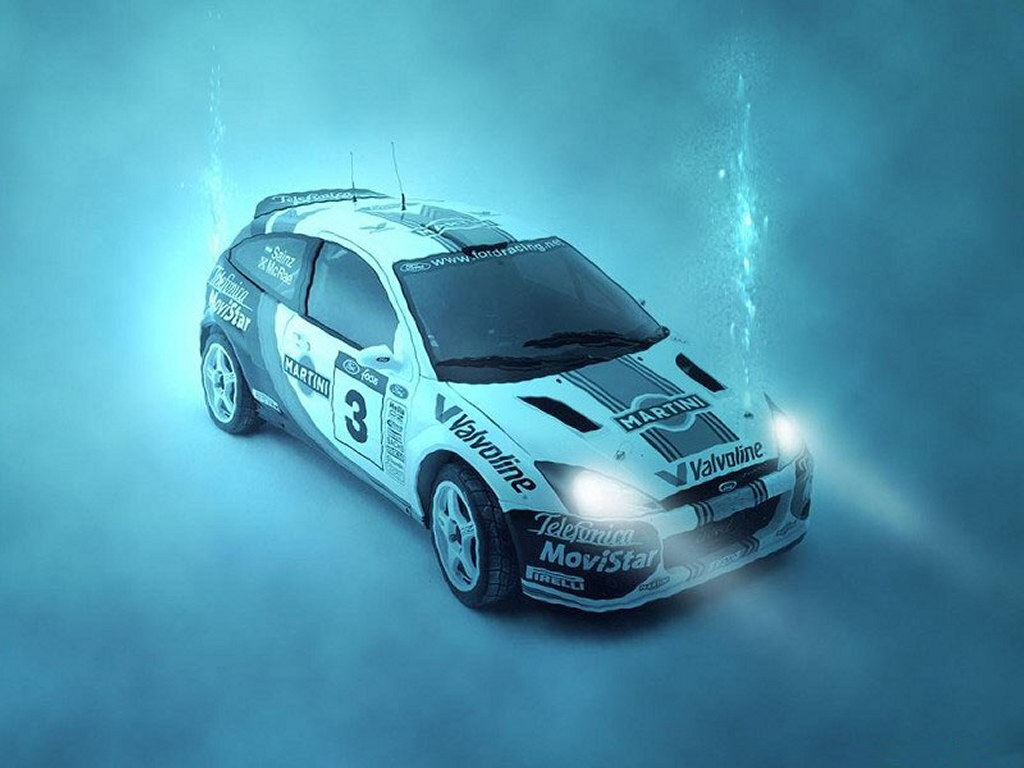 Vehicles Wallpaper: Ford Focus