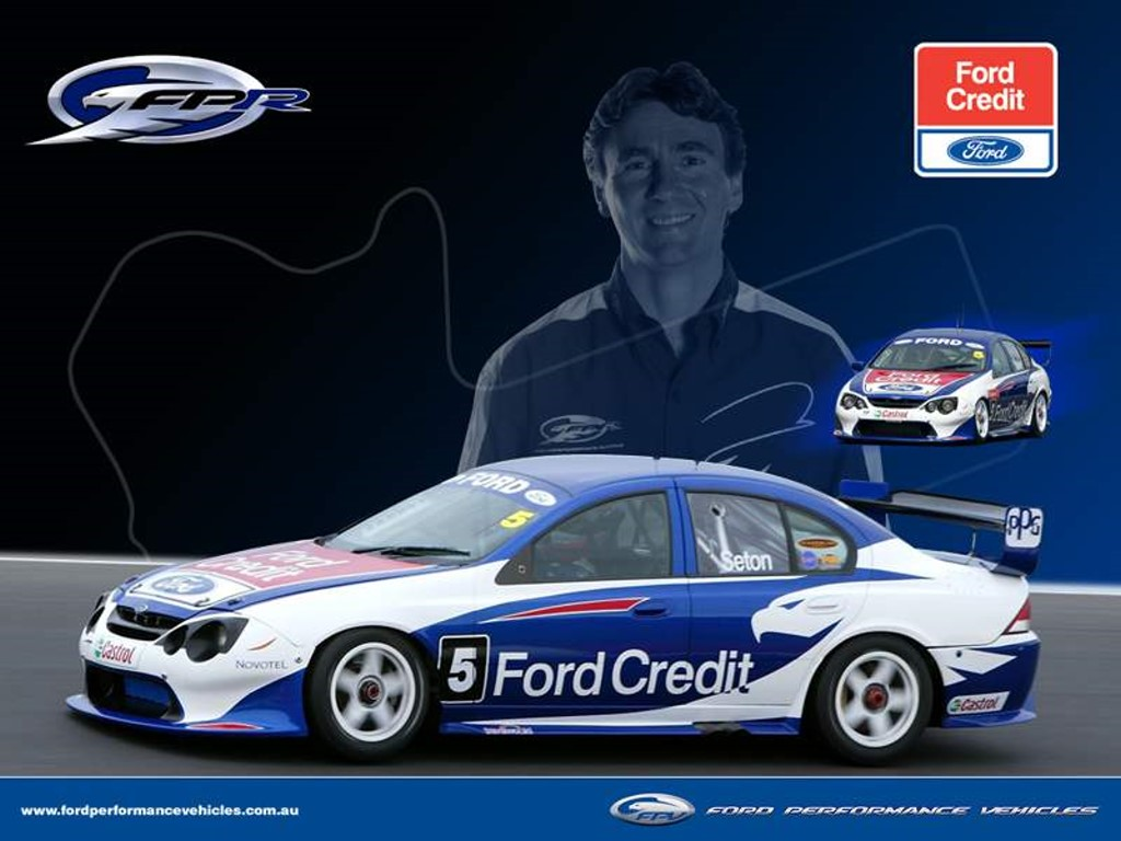 Vehicles Wallpaper: Ford FPV