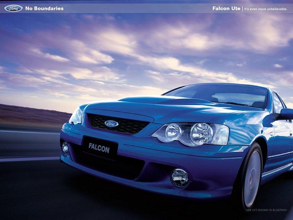 Vehicles Wallpaper: Ford FPV XR8