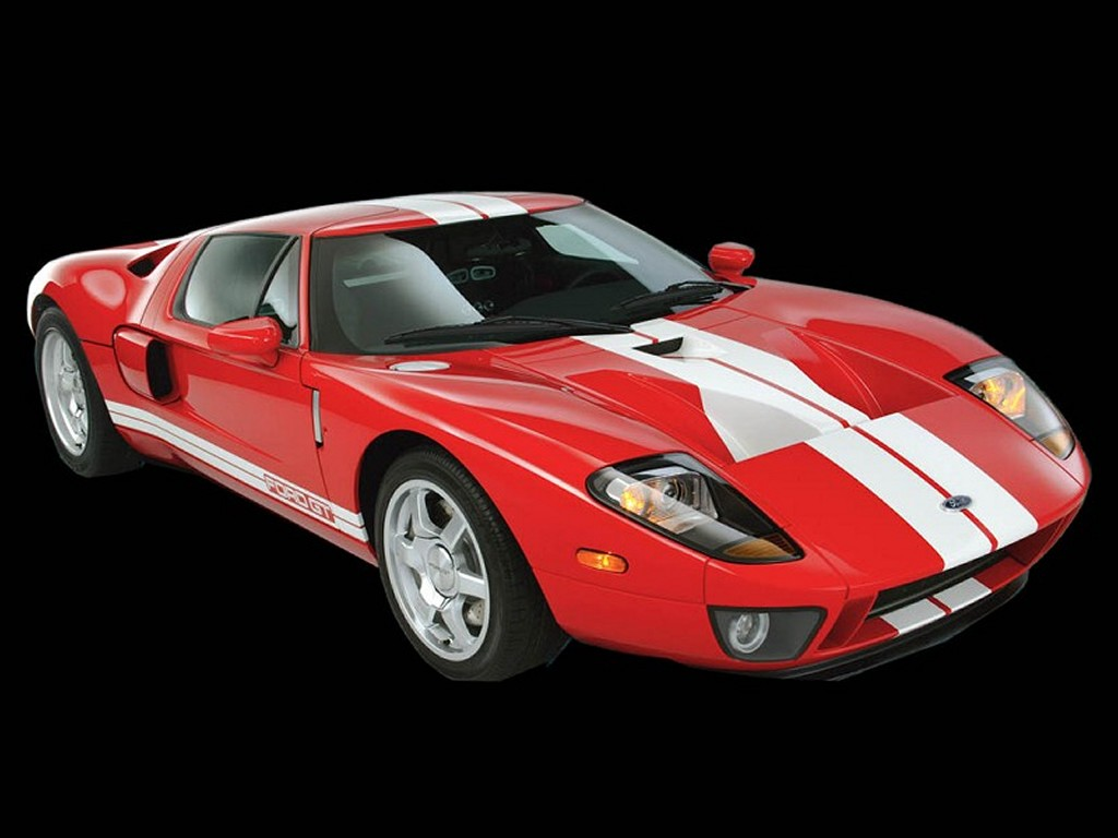 Vehicles Wallpaper: Ford GT