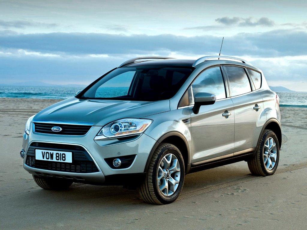 Vehicles Wallpaper: Ford Kuga