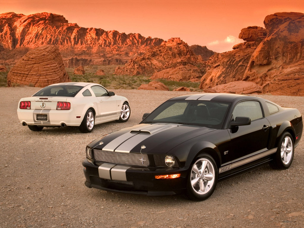 Vehicles Wallpaper: Ford Mustang